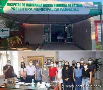 Hospital Campanha Nossa Senhora de Fátima é reaberto em Parnaiba - Portal O Dia