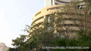 Closing bell: Sensex cracks by 1,145 points, PSU banks and IT worst hit