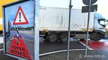 Kleve: USK rüsten Lkw mit Abbiegeassistenten aus - NRZ