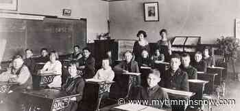 Timmins history: A pioneering teacher whose legacy lives on in South Porcupine - My Timmins Now