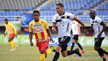 Deportivo Pereira vs. Rionegro Águilas - Reporte del Partido - 20 febrero, 2021 - ESPN