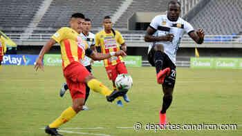Pereira y Águilas Doradas igualan en la fecha 8 de la Liga BetPlay 2021-I - Deportes RCN