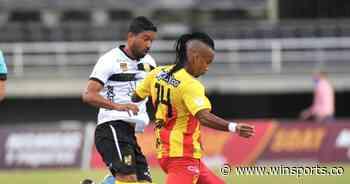 ¡Necesitaban ganar y no se hicieron daño! Pereira y Águilas Doradas repartieron puntos - Win Sports