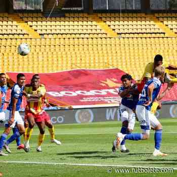 Pereira 0 vs 0 Rionegro Águilas por la octava jornada de la Liga Betplay - Futbolete