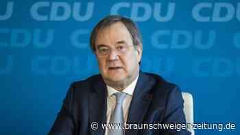 CDU-Parteichef: Sorgen in der CDU: Wo bleibt Laschets großer Antritt?