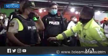 Un billar clandestino fue clausurado en Naranjal - Teleamazonas