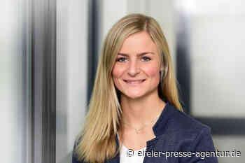 Jessica Rau ist neue Kuratoriumsvorsitzende der Bürgerstiftung Schleiden - Eifeler Presse Agentur - Nachrichten