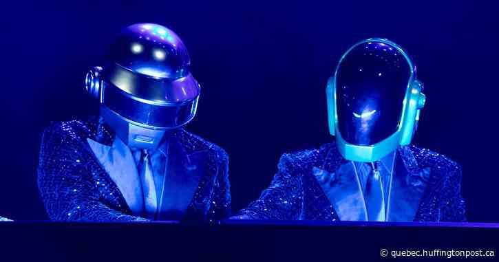 C'est la fin pour Daft Punk
