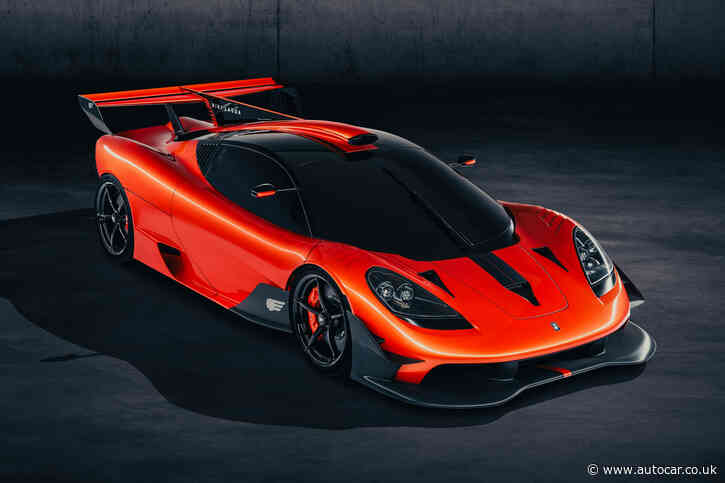 New Gordon Murray T50s Niki Lauda is 700bhp track weapon