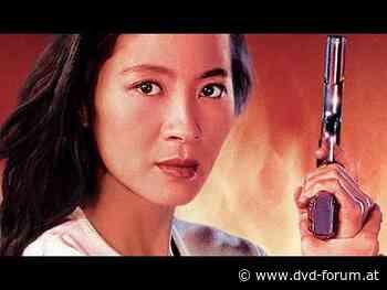 """Endlich auf DVD! Jackie Chan und Michelle Yeoh in """"Mega Cop"""" aka """"Once a Cop"""" jetzt vorbestellbar! - DVD-Forum.at"""