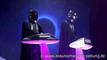 1993-2021: Wohl zum Abschied: Kryptisches Video von Daft Punk