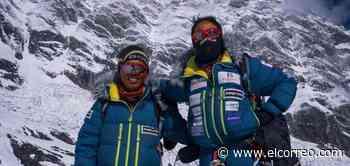 Txikon y su equipo desafían a la meteorología e inician un nuevo ataque a cumbre en el Manaslu - El Correo