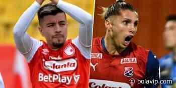 Final: Independiente Santa Fe vs. Independiente Medellín por la Liga Betplay - Bolavip