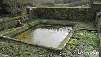 Ardin. Un coup de jeune pour le lavoir fontaine de Grignon bloqué - Ouest-France