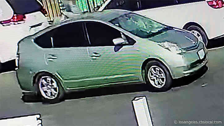 Help Needed To Identify Prius Driver That Severely Injured Pedestrian In South LA Hit-And Run