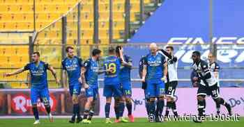 Serie A, rimonta Udinese a Parma: al Tardini finisce 2-2 - fcinter1908