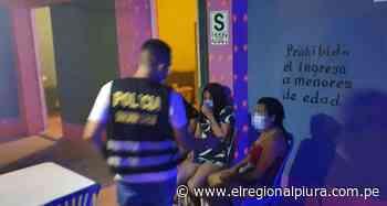 Ayabaca: detienen a presuntos promotores del ejercicio de meretricio clandestino en distrito de Suyo - El Regional