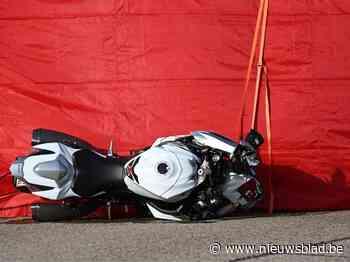 Motorrijder komt om het leven bij ongeval in Herselt - Het Nieuwsblad