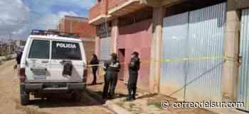 Feminicidio, doble infanticidio y suicidio conmocionan en Sucre - Correo del Sur