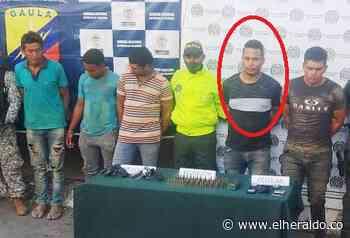 Capturan a presunto asesino de abogado de Sucre-Sucre - EL HERALDO