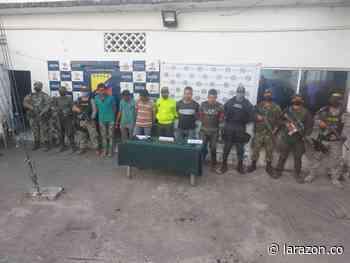 Caen presuntos implicados en asesinato de dos policías en Guaranda, Sucre - LA RAZÓN.CO