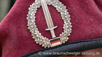 Munitions-Affäre: Bundeswehrverband warnt vor Ablösung von KSK-Kommandeur
