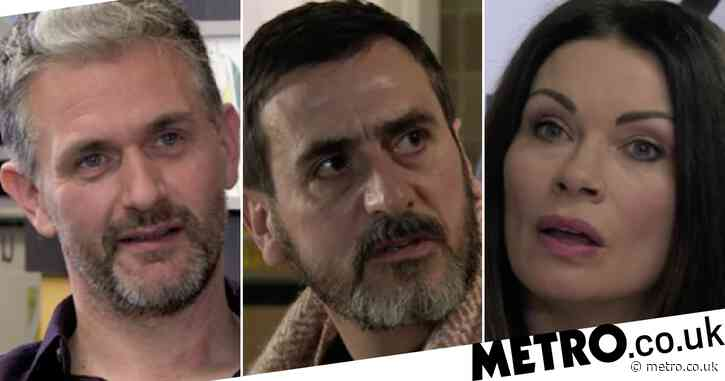 Coronation Street spoilers: Peter Barlow crushed as he thinks Carla Connor has cheated with Lucas Kempton