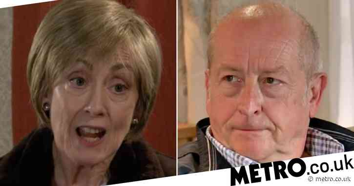 Coronation Street spoilers: Elaine Jones reveals another devastating Geoff Metcalfe trauma