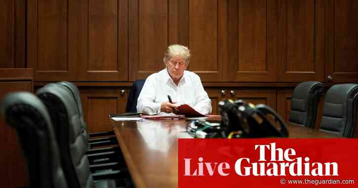 Supreme court rejects Trump's request to keep tax returns from prosecutors – live