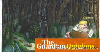 Martin Rowson on England's path out of Covid lockdown – cartoon