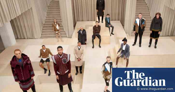 Burberry's Riccardo Tisci taps into the fluid generation