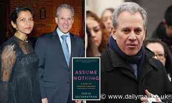 Eric Schneiderman's ex-girlfriend says he threatened to kill her