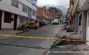 Serían dos 'culicagados' los asesinos de taxista en el suroriente de Bogotá - Alerta Bogotá