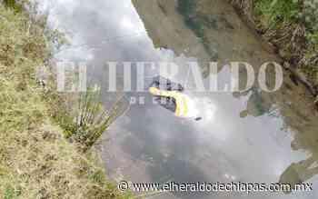Hallan sujeto ahogado sobre canal de agua en San Cristóbal - El Heraldo de Chiapas