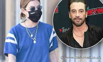 Lucy Hale, 31, steps out for coffee in LA after sparking romance rumors with Skeet Ulrich, 51