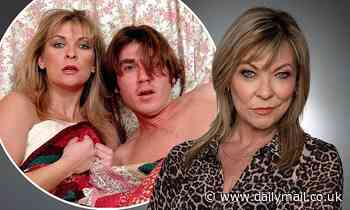 Emmerdale's Claire King, 58, is glad she no longer does sex scenes