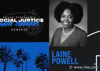Social Justice Game Changer: Dr. Laine Powell