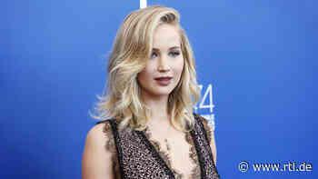 Jennifer Lawrence kann nach Set-Unfall wieder drehen - RTL Online