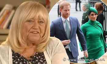 Judy Finnigan brands Prince Harry 'spoilt' over Oprah interview