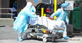 US coronavirus death toll tops 500,000 as grim half a million milestone reached