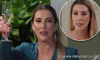 Married At First Sight's Beck Zemek says she's happy being the villain