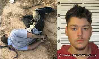 Tire factory employee, 19, found tied up had 'FAKED his own kidnapping to get out of work'