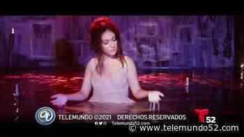 """La cantante Nella nos muestra """"Solita"""" su última producción musical - Telemundo 52"""