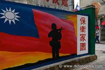 Four Taiwan ex-intelligence officers charged with spying for China