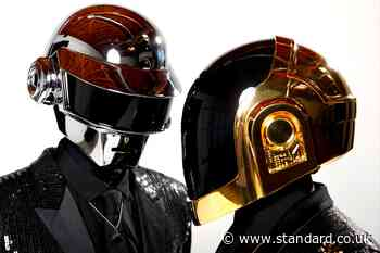 Daft Punk:  French electronic music duo announce split after 28 years
