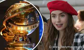 Emily In Paris reportedly wooed Golden Globe voters with lavish trip to the City Of Lights