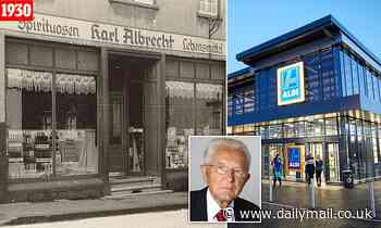 The miserly, feuding former German PoW brothers who founded Aldi