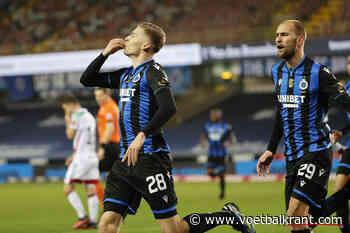 Club Brugge stevent onhoudbaar op titel af: 18-jarige Van Der Brempt maakt fantastische goal tegen OHL - Voetbalkrant.com