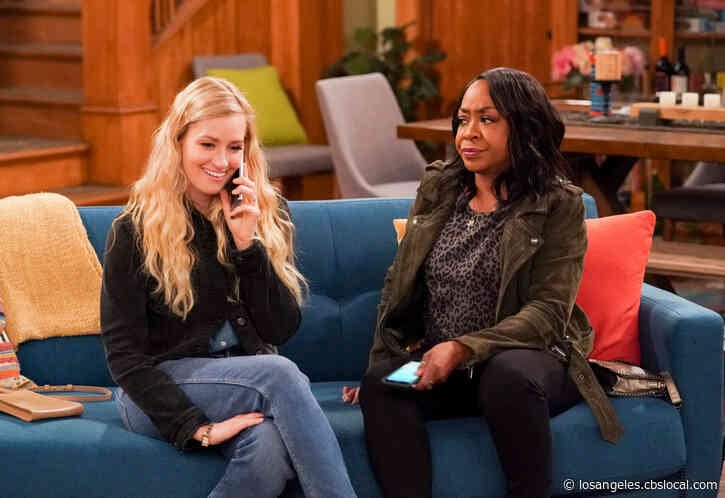 Beth Behrs And Tichina Arnold On What 'The Neighborhood' Hopes To Achieve: 'Strike Conversations In Places That You Normally Never Would'