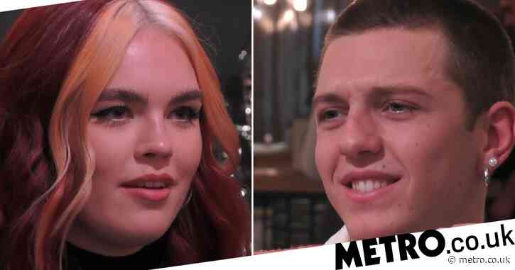 Teen First Dates gets awkward as singleton rapidly forgets date's name: 'Is it, Jurassic Park?'